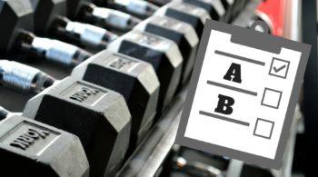 Musculação Qual a melhor divisão de treino?